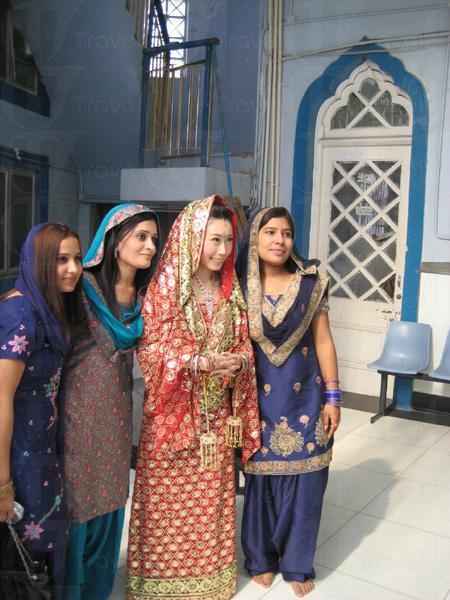 巧遇世紀婚禮—— 一場錫克教徒與中國人新娘的世紀盛宴。