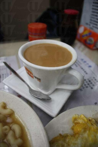 冬日來杯香熱奶茶,全身都暖起來。