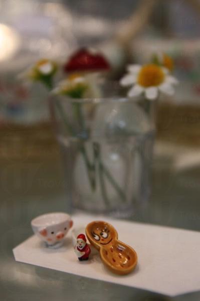 日本微型手作達人的出品都可在店內找到,價錢由 $70 至 $250 不等。