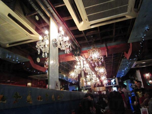 餐廳淺窄,奉勸各位去之前要先訂座。