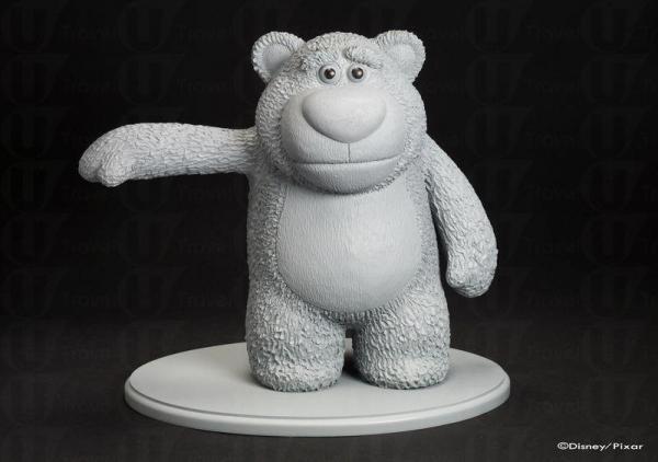 《反斗奇兵 3》LOTSO 的雕塑。