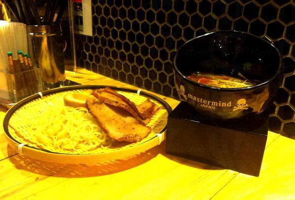 三晚限定的拉麵,由社長河原秀登親自泡製