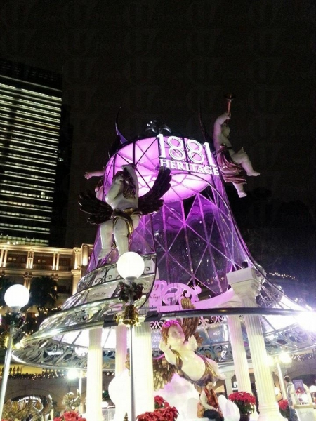 巨型聖誕鐘1