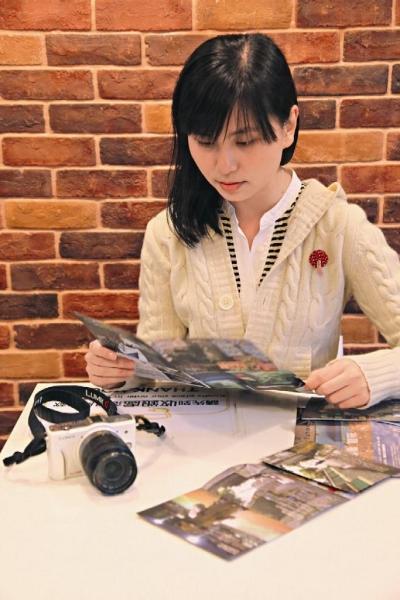 Harmony 希望在長洲美好的舊事物消失前,努力發掘和紀錄,成為日報回憶憑據