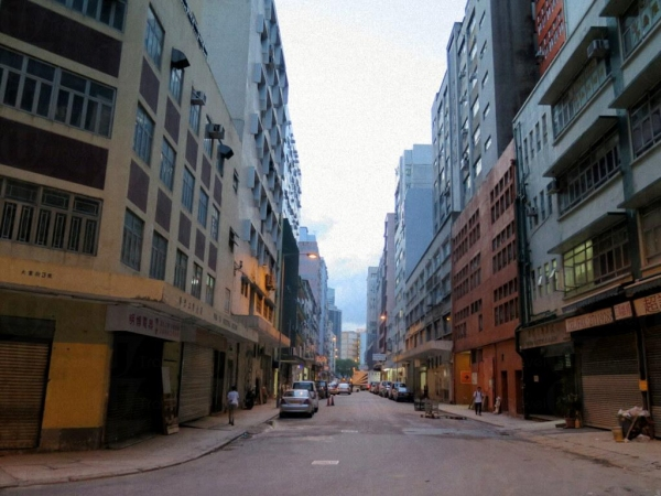 Hidden Agenda負責人指就近的工廈有超過1,000個香港樂隊進註作練習室