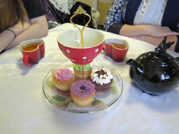 最新的Crafternoon Tea課程,一邊製作漂亮家品,一邊享受下午茶