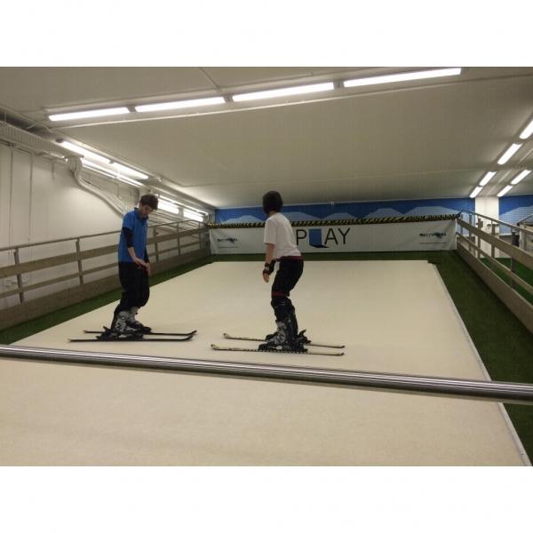 1對1教授滑雪,為冬天的真雪之旅作好準備 (圖:321PLAY)