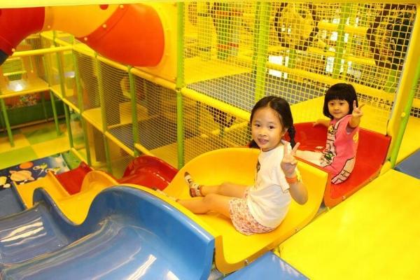 Play House有不同的玩樂專區(圖:Play House提供)